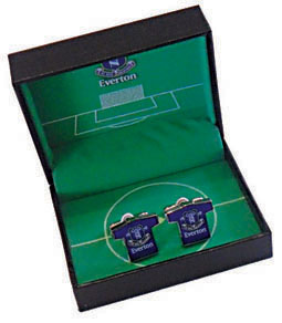 Everton FC Shirt Cufflinks