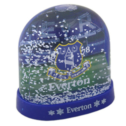 Everton FC Stadium Snow Dome
