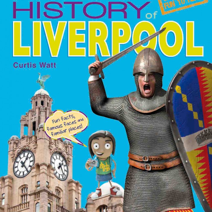 Childrens History of Liverpool
