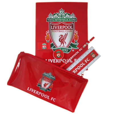 LFC 6 Piece Stationery Set