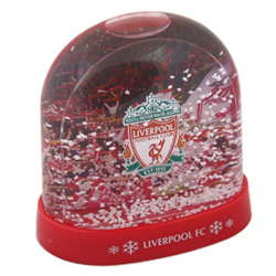 Liverpool FC Stadium Snow Dome