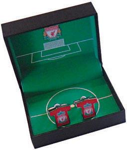 Liverpool FC Shirt Cufflinks