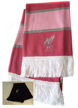 Liverbird Scarves