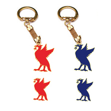 Liverbird Keyring and Pin