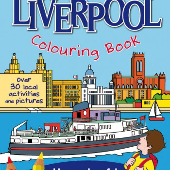 Liverpool Colouring Book