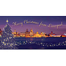 Liverpool and Wirral Christmas Cards