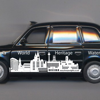 Taxi Mockup Liverpool Waterfront C44 4