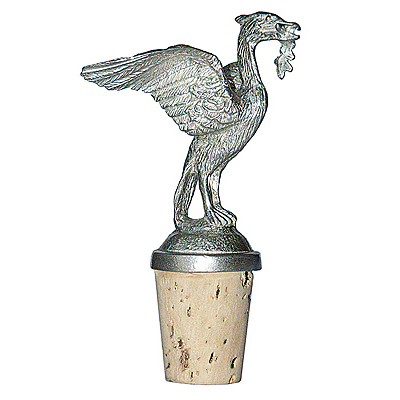 Liverbird Bottle Stopper