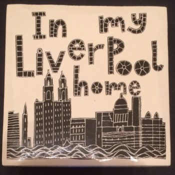 In My Liverpool Home Coaster HR