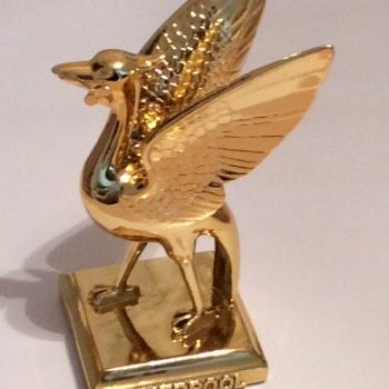 Gold Liverbird (2)