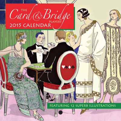 2015 Bridge Calendar FRONT