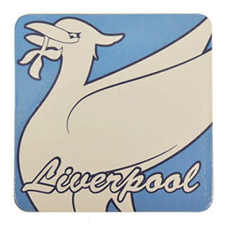 LIVERPOOL COASTERS BLUE