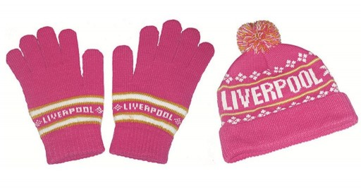 Hat & Glove Set (2)