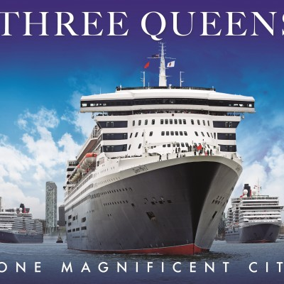 THREE QUEENS ONE MAGNIFICENT CITY BOOK