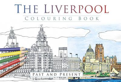 Liverpool Colouring Book 2016