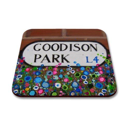 Goodison Park Coaster