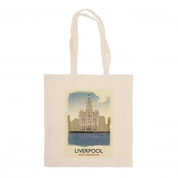 Liverpool 2017 Tote Bag