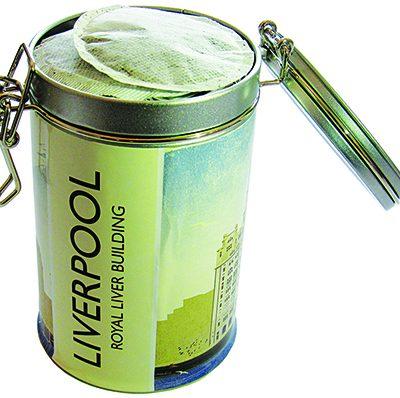 Liverpool Tea Tin