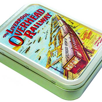 Overhead Railway Collectors Tin