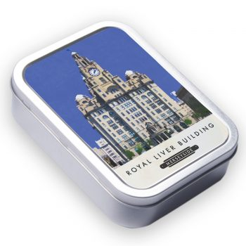 Collectors Tin Liver Buildings Alternative