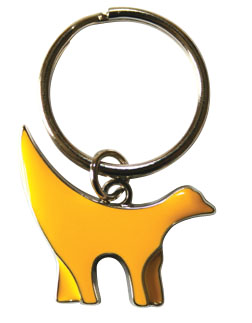 Superlambanana Keyring
