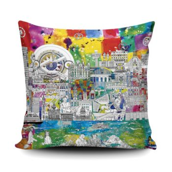 Meha Cushion Cover