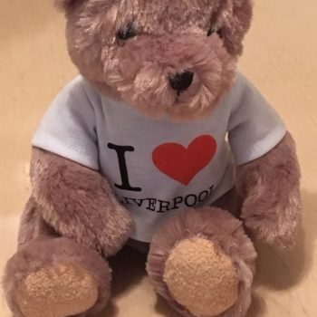 Liverpool Teddy Bear (large)