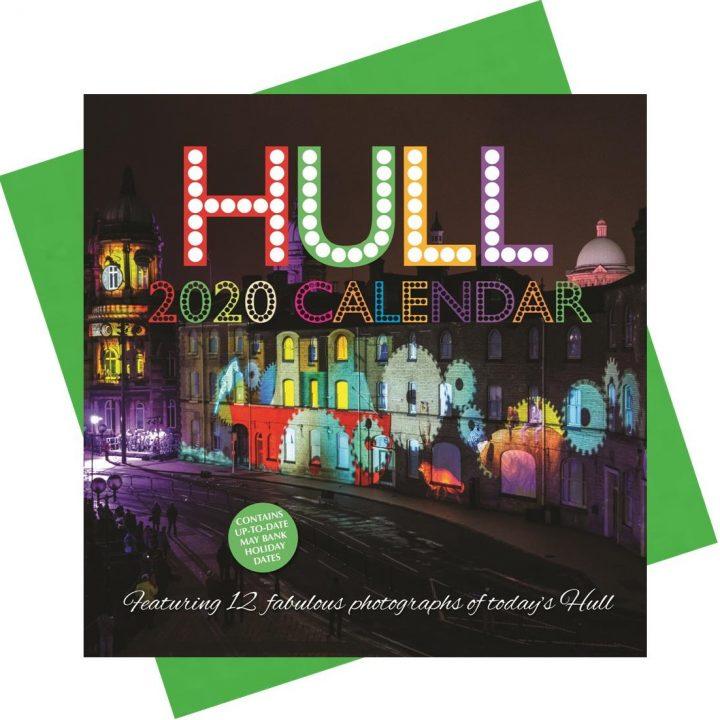 Hull 2020 Calendar and Green Envelope (2)