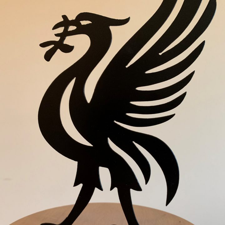Liverbird Steel Black (2)
